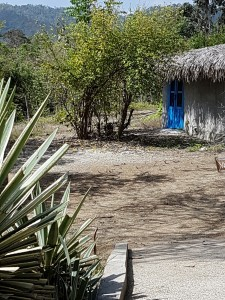 Azaluna eco-lodge.