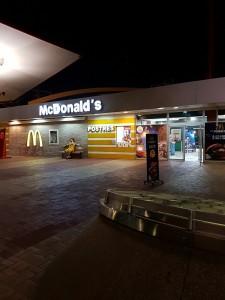 Första McDonalds jag sett här i Ecuador... hade hoppats på att slippa se någon 🙂.